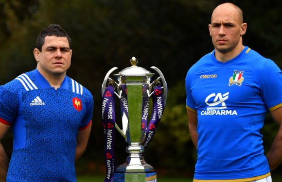 France v Italy – Six Nations 23/02/18
