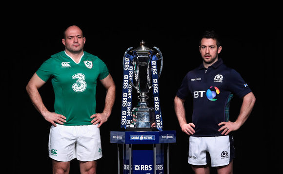 Ireland v Scotland – Six Nations 10/03/2018